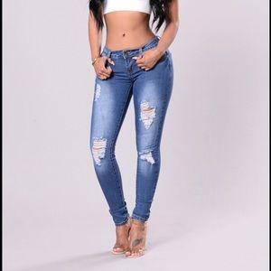 Fashion Nova Jean.  [ BrandNew]